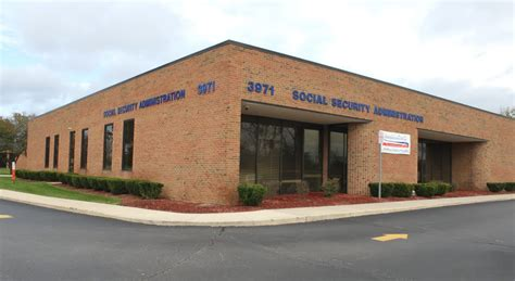 Social Security Office by Michigan Social Security Offices