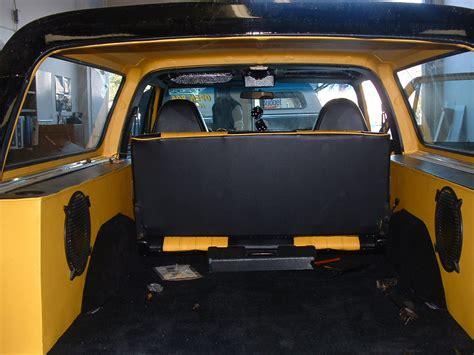 Speaker Blazer 1991 blazer speaker wiring autos post