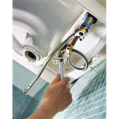 fit the faucet handles how to replace a bathroom faucet