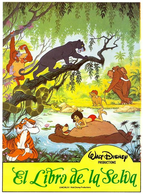 libro walt disneys the jungle 20 best disney s the jungle book images on disney movies the jungle book and disney