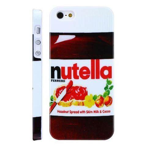 Chocolate Bookcase Bol Com Nutella Hoesje Iphone 5 5s