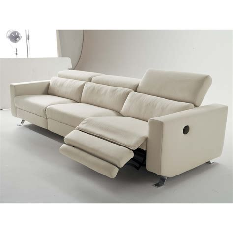 divani con relax divano relax enea elegante arredaclick