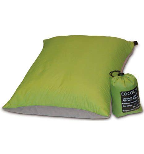 cocoon ultralight air pillow cocoon air pillow ultralight c stuffs