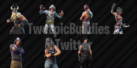 fortnite leaked skins fortnite season 5 leaked skins cosmetics fortnite insider