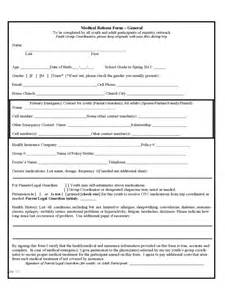 waiver template word doc 400518 waiver template release of liability form