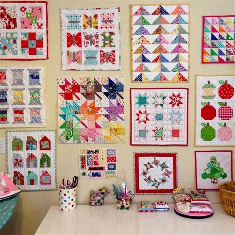 Quilting Projects 25 Best Mini Quilts Ideas On