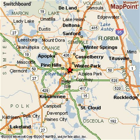 map of orlando florida and surrounding cities map of florida cities near orlando swimnova