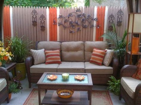How To Decorate A Small Patio Space by Small Inner City Patio Patios Deck Designs