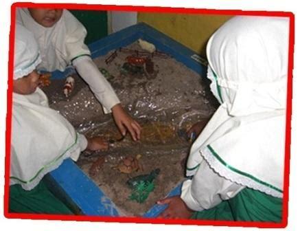 Pembelajaran Visuoner metoda pembelajaran tk islam cerdas ummat