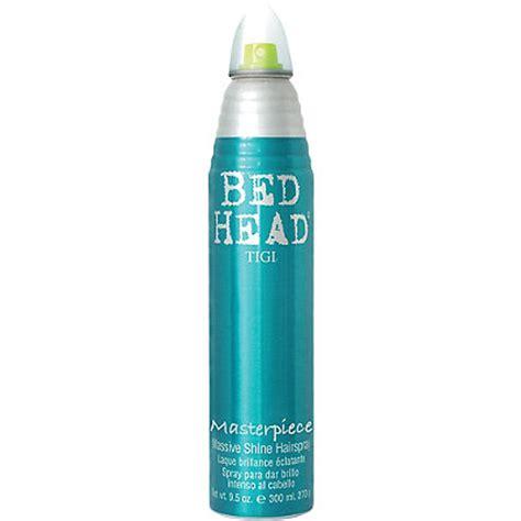 Bed Hair Spray bed masterpiece shine hairspray ulta