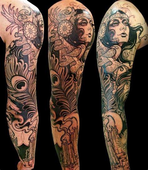 tattoo gel pens for body art tattoo by teniele sadd from korpus tattoo in brunswick