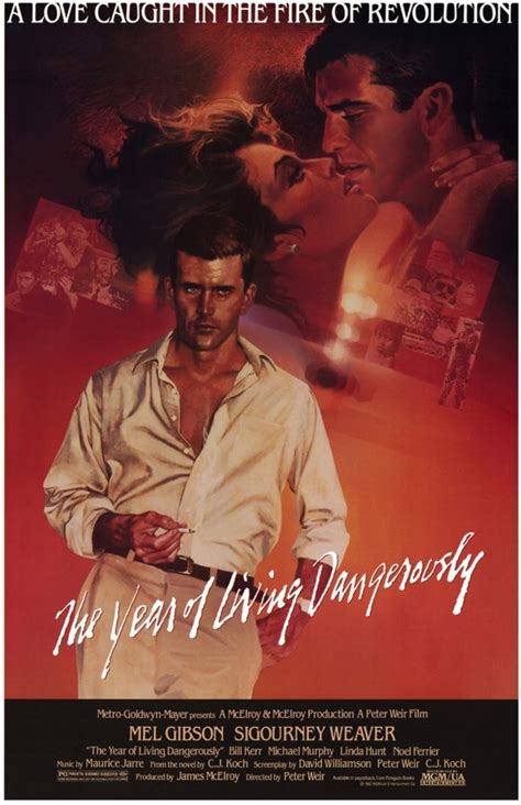 the year of living the year of living dangerously movie posters from movie poster shop
