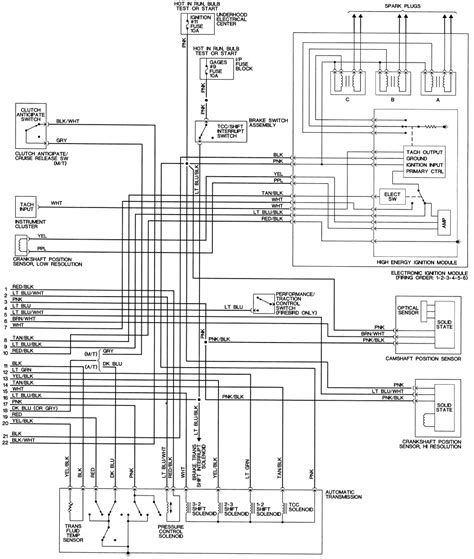 94 camaro stereo wiring diagram get free image about