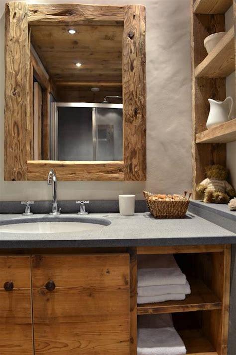 10 idee per arredare il bagno con i mobili in arte povera
