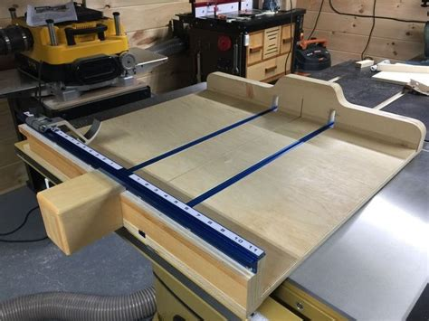 ideas  table  sled  pinterest tablesaw