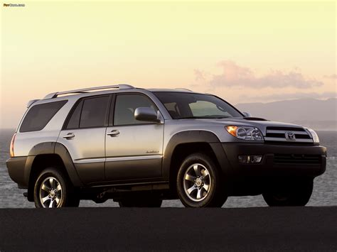 how it works cars 2003 toyota 4runner spare parts catalogs toyota 4runner sport 2003 05 photos 1600x1200