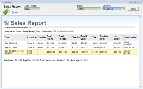 end of day register report template search results for daily report template calendar