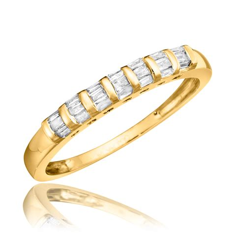 25 wedding ring sets yellow gold navokal