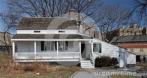 edgar allan poe house bronx edgar allan poe house editorial photography image 30030912