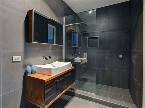 32 good ideas and pictures of modern bathroom tiles texture en suite love sleek modern glass wall to wall shower