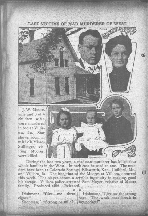murder and in county iowa murder books villisca axe murders