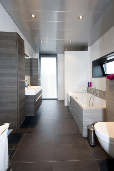 inbouwverlichting badkamer onderhoudsvrije badkamerplafonds