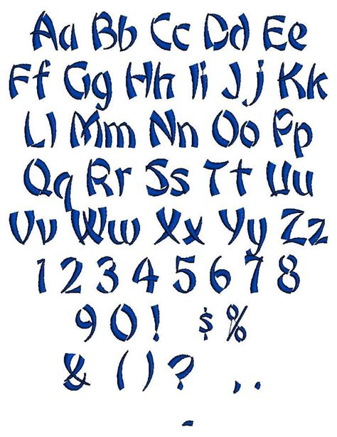 letters of the alphabet 88 best images about fonts on fonts 1464