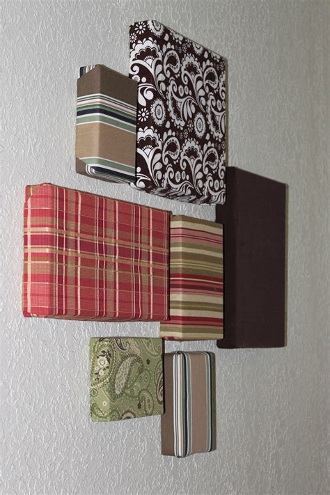 fabric home decor ideas interior house design ideas with decor of easy wall in square shape made