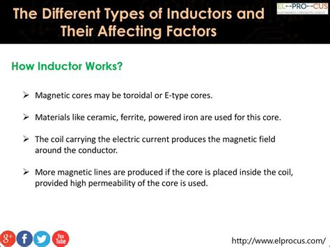 explain various types of inductor and their application uses and applications of inductors 28 images fundamentals inductors 101 electronic products