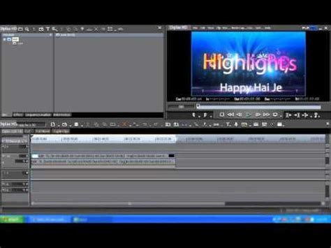 Asian Wedding Video Editing Software Diplax HD   YouTube