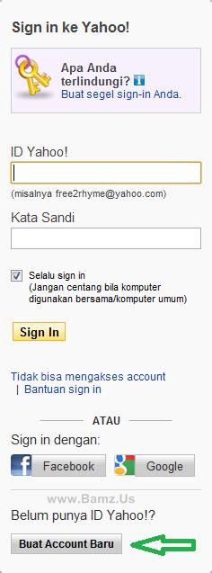 langkah membuat yahoo mail cara membuat email di yahoo terbaru resep kue masakan