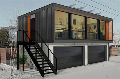 Small Cabin Building Plans by Plans Building Prefab Shipping Container Home Container Home