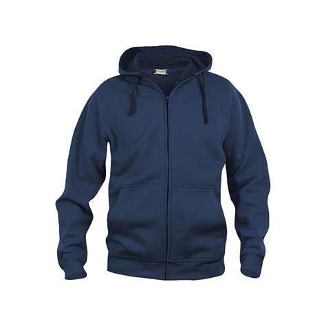 Sweater Hoodie Basic Apple clique basic hoody miesten vetoketjullinen huppari