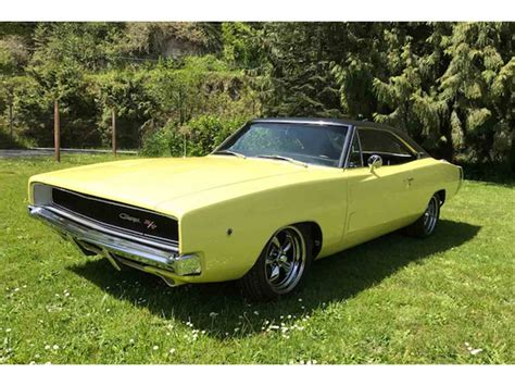 dodge charger cc 1968 dodge charger r t for sale classiccars cc 1047358