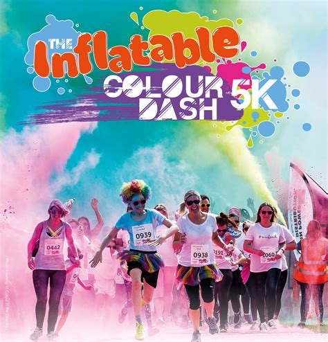 dash of color st barnabas hospice launch colour dash for 2019