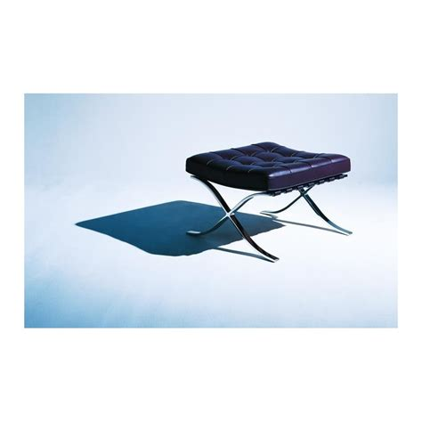 Mies Der Rohe Stool by Mies Der Rohe Barcelona Stool Office