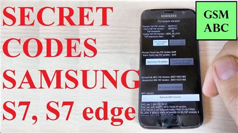 0 samsung code not working s7 secret codes for samsung galaxy s7 s7 edge