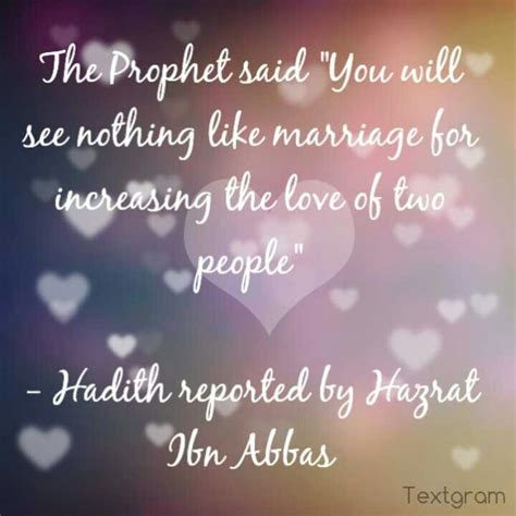 Wedding Quotes Islam by Quotes Muslim Marriage Quotesgram