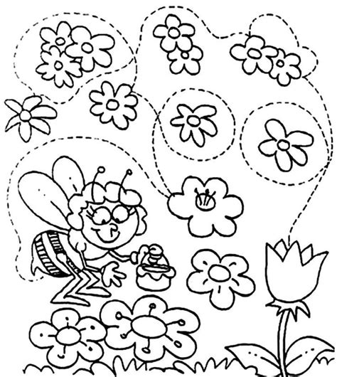 Coloring Now 187 Blog Archive 187 Spring Coloring Pages Springtime Coloring Pages