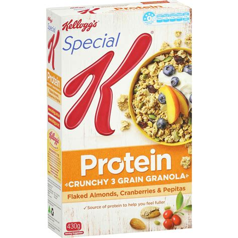 special k whole grains kellogg s special k almonds cranberries pepita whole