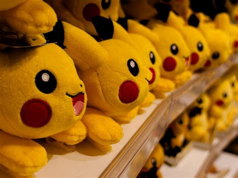 Can I Pikachu In The Shower by Real World Benefits Of Through The Years