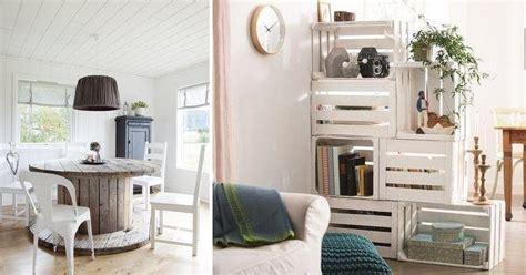 ideas para decorar la casa de forma economica diy c 243 mo decorar muebles con papel pintado decoraci 243 n