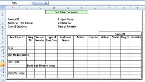 Project Management Test Case Template Excel Xls Microsoft Project Management Templates Excel Best Test Template Excel