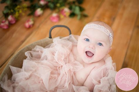 themes for baby photoshoots cleveland baby photographer lydia 6 months