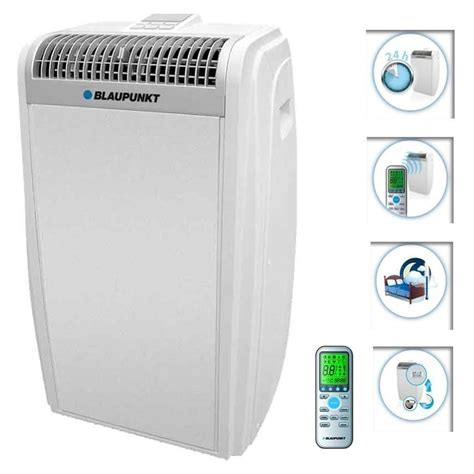 Ac Portable Lung blaupunkt moby blue 0009 mobile air conditioner