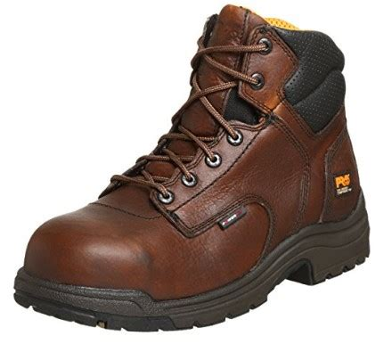 most comfortable work boots steel toe the 5 most comfortable composite toe work boots for a