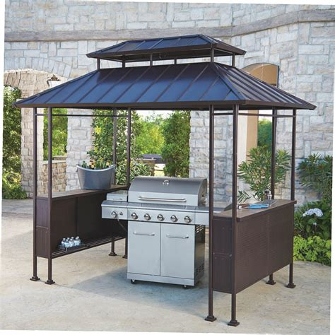 gazebo awning grill awning 28 images bbq gazebo outdoor canopy shade