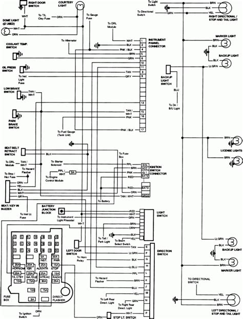 2000 gmc 1500 wiring diagram wiring diagram and