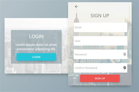 design registration meaning 13 free css3 sign up registration forms for modern