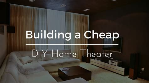 home theater rooms on a budget american hwy